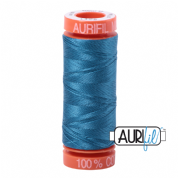 Aurifil 50 Cotton Thread - 1125 (Medium Teal)